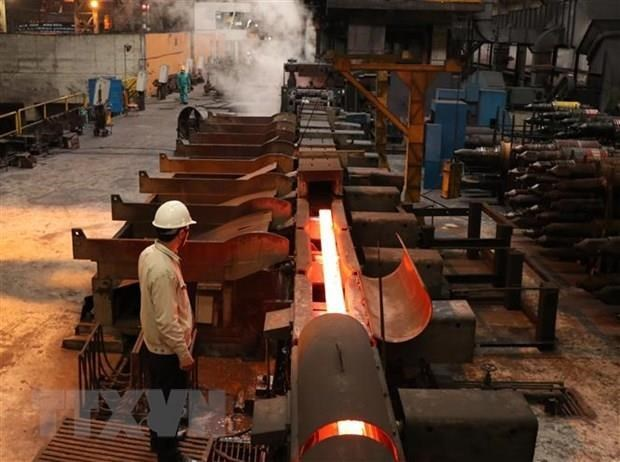 Iron, steel exports to Germany soar in Q1 hinh anh 1