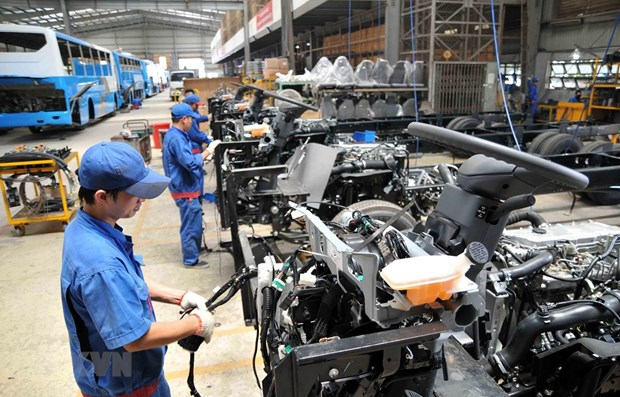 Hanoi licenses 235 FDI projects in four months hinh anh 1