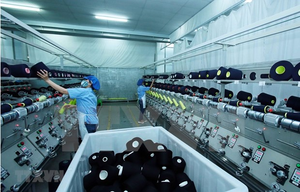 Enterprises look to enhance links to prevent future disruptions to supply chains hinh anh 1