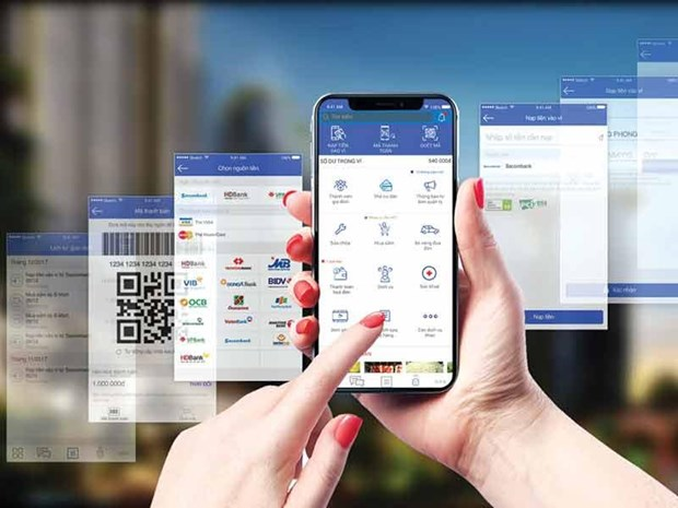 Vietnamese e-wallets attractive to investors hinh anh 1