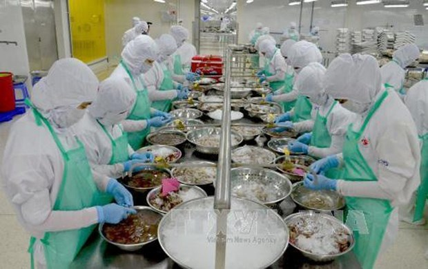 Kien Giang posts good increase in four-month exports earnings hinh anh 1