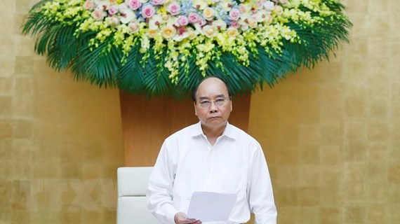 PM requests achieving growth of over 5 percent this year hinh anh 1