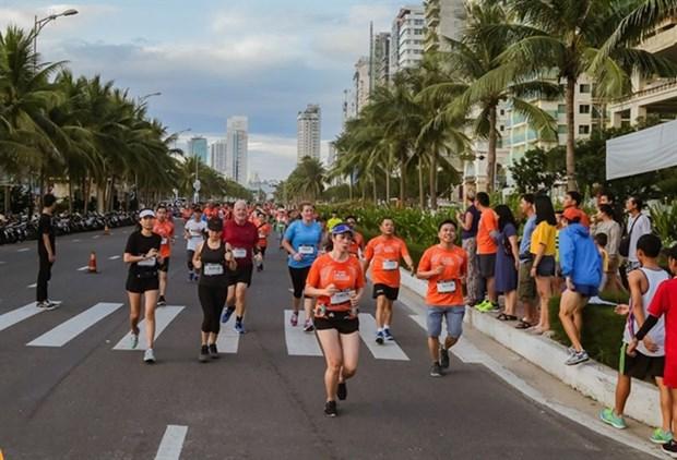 Manulife Danang International Marathon to take place in August hinh anh 1
