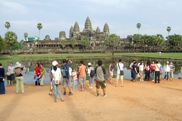 Cambodia focuses on domestic tourism hinh anh 1
