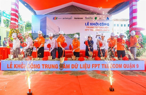 Construction starts on biggest data centre in Vietnam hinh anh 1