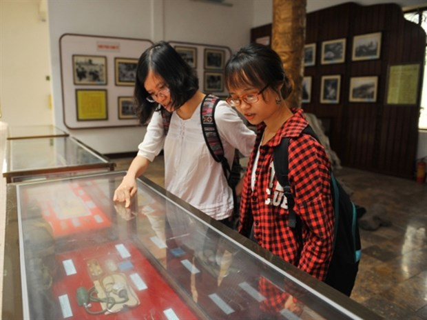 Collections to be displayed online for International Museum Day hinh anh 1