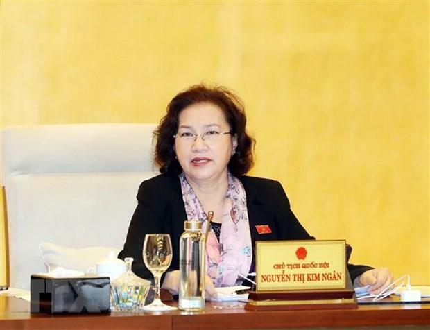 Congratulations to new Kazakh Senate Chairman hinh anh 1