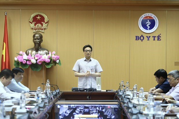 Steering Committee: Vietnam on top of COVID-19 hinh anh 1