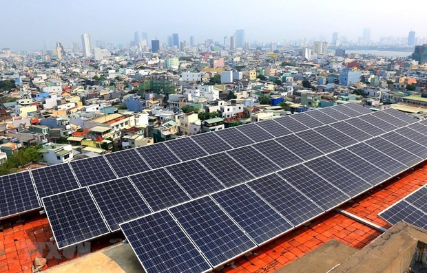 Roof-top solar power projects promoted in central, Central Highlands regions hinh anh 1