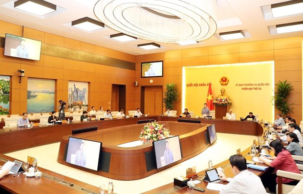 NA Standing Committee mulls two draft reports hinh anh 1