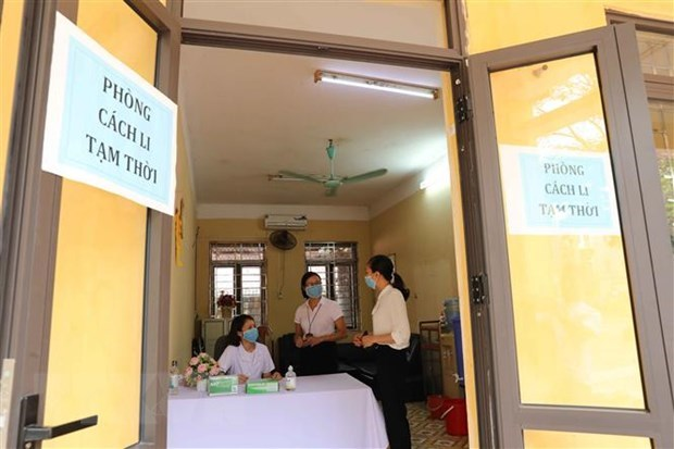 Vietnam records no new COVID-19 cases in community for 23 days hinh anh 1