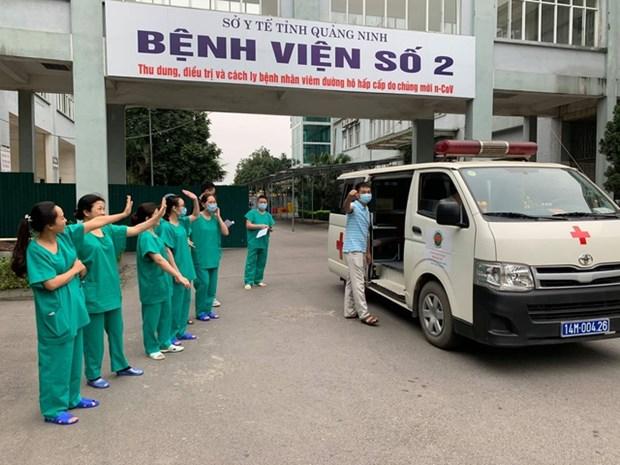 Quang Ninh sets up third hospital for COVID-19 treatment hinh anh 1