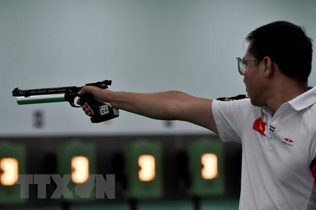 Marksman Vinh to skip SEA Games and aim for Olympics hinh anh 1