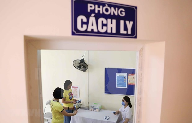 COVID-19: No new cases for 24 days hinh anh 1