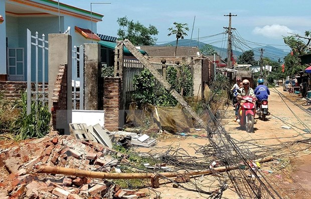 Natural disasters cause 3.6-million-USD losses in northern region hinh anh 1