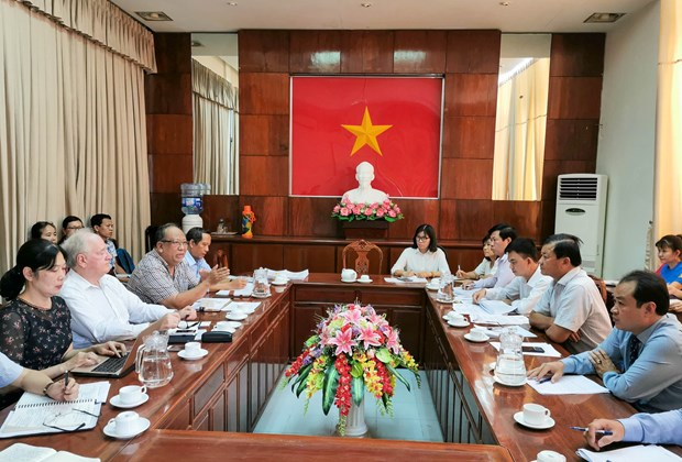 Mekong Delta needs more inter-provincial projects to boost development hinh anh 1