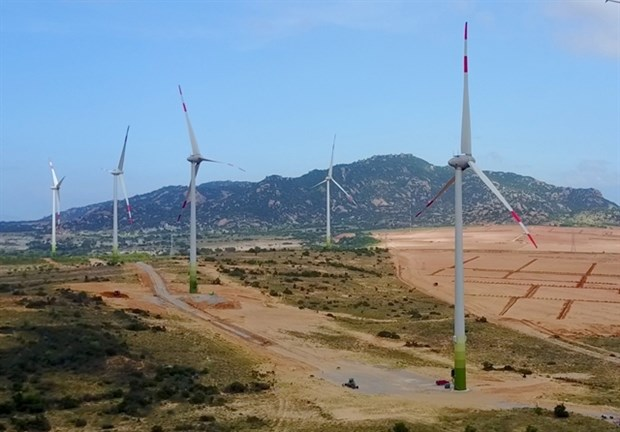 Investors still concerned about wind power development hinh anh 1
