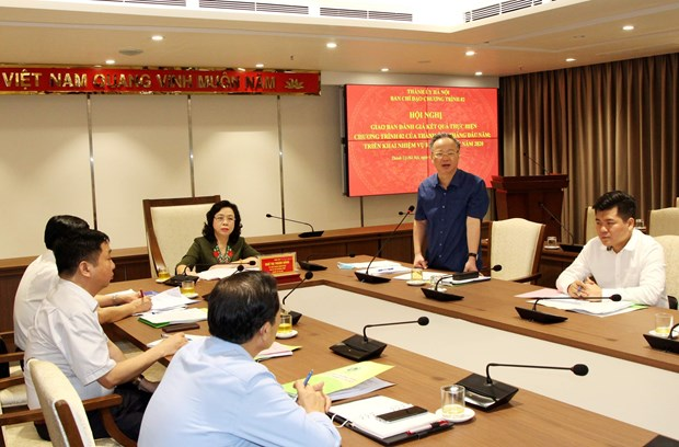 Hanoi strives to have additional 700 OCOP products in 2020 hinh anh 1