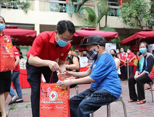 30 pct. of disabled made unemployed by COVID-19: UNDP report hinh anh 1