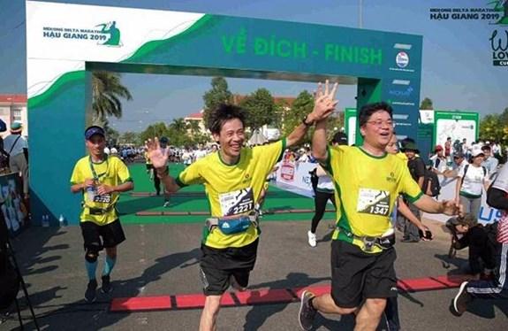 Mekong Delta Marathon Hau Giang 2020 slated for August hinh anh 1