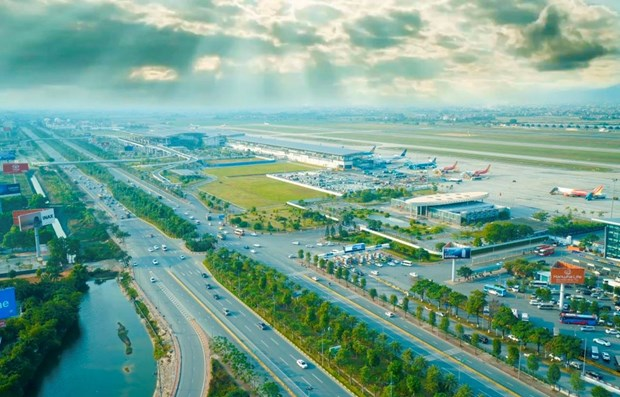 Noi Bai int'l airport among world's top 100 for fifth consecutive year hinh anh 1