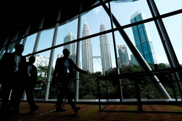 Malaysia's Q1 GDP growth expands 0.7 pct, lowest since 2009 hinh anh 1