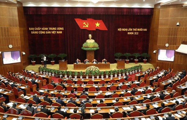 Party Central Committee discusses direction for election of NA deputies hinh anh 1