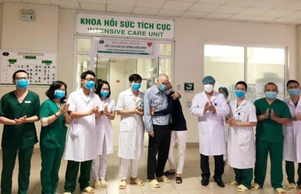 Vietnam records no new COVID-19 infections in community for 27 days hinh anh 1