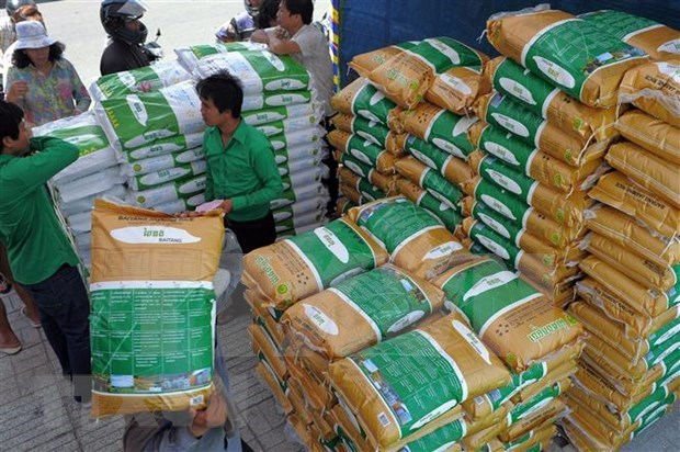 Cambodia resumes rice exports hinh anh 1