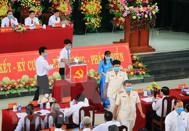 Trust people, rely on people to choose qualified officials: insiders hinh anh 1