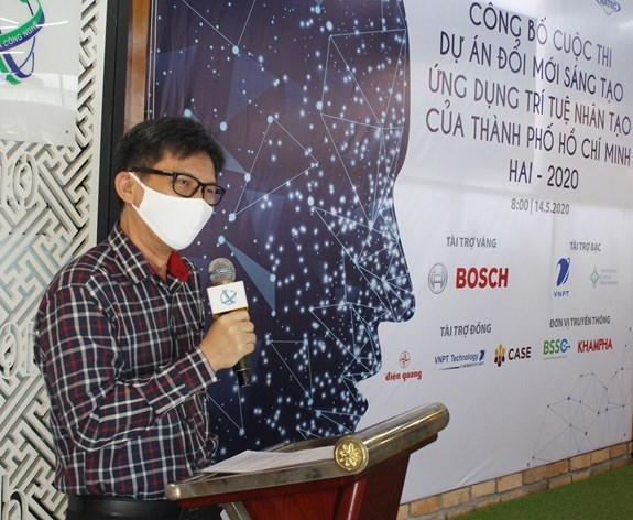 AI-driven innovation contest launched in HCM City hinh anh 1