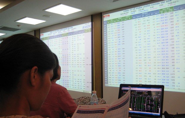 HNX-listed firms see post-tax profits up 4.8 percent in 2019 hinh anh 1