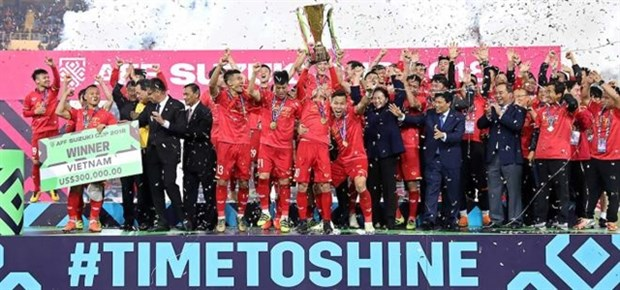 Defending champions Vietnam to send strongest team to AFF Cup hinh anh 1