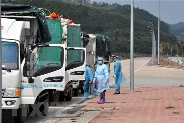 MoIT orders re-opening of some auxiliary border gates in Lang Son, Quang Ninh hinh anh 1