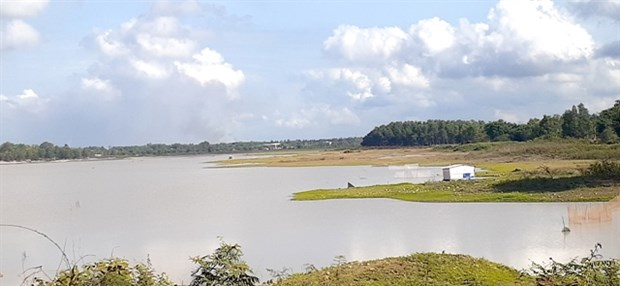 Ba Ria – Vung Tau reservoirs face dead water levels hinh anh 1