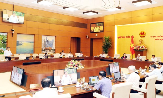 NA Standing Committee urges Gov't to build short-, long-term development scenarios hinh anh 1
