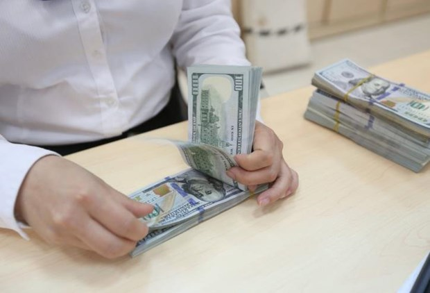 Reference exchange rate continues to go up on May 15 hinh anh 1