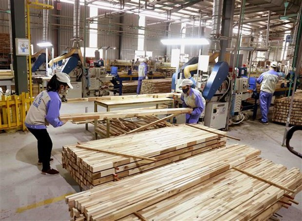 Vietnam focuses on four major measures to boost wood exports hinh anh 1
