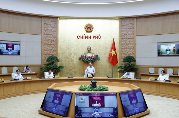 Vietnam now clear of community transmission of COVID-19: PM hinh anh 1
