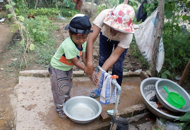 WB-funded rural sanitation, water supply programme to continue in Dak Nong hinh anh 1