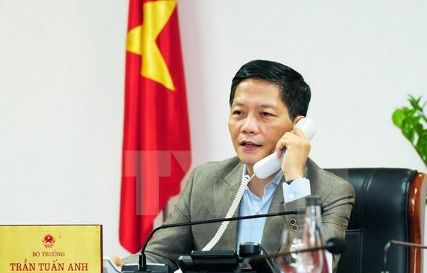 Vietnam, Romania promote trade relations hinh anh 1