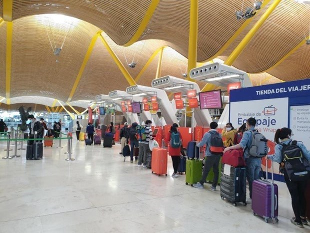 More Vietnamese nationals return from Europe hinh anh 1