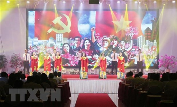 Nghe An marks 130th birthday anniversary of President Ho Chi Minh hinh anh 1