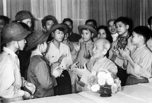 President Ho Chi Minh wrote new history chapter for Vietnam: Korean professor hinh anh 1