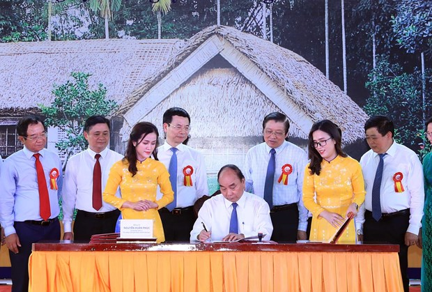 Activities held in Nghe An to mark President Ho Chi Minh's birthday anniversary hinh anh 1