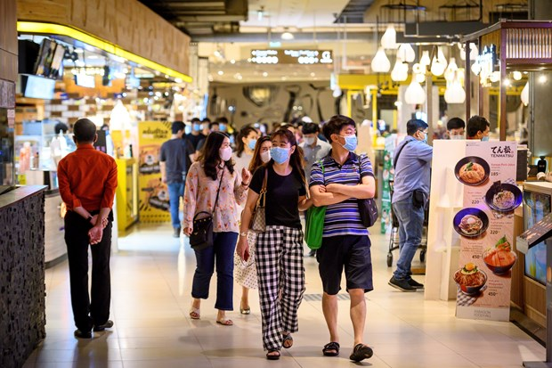 Thai economy shrinks at fastest pace in eight years hinh anh 1