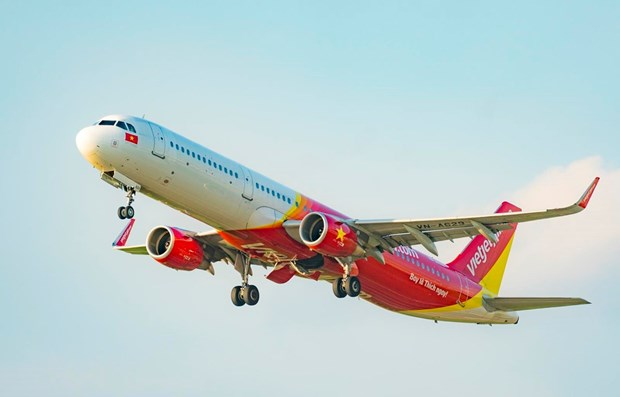 Vietjet offers 0 VND tickets to promote domestic travel hinh anh 1