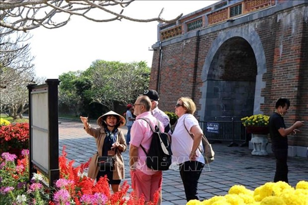 Stranded foreigners can stay in Vietnam until June 30 hinh anh 1