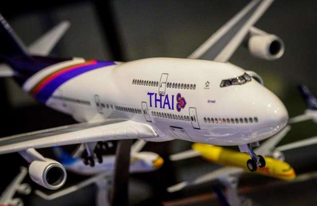 Thai Airways International's restructuring plan approved hinh anh 1