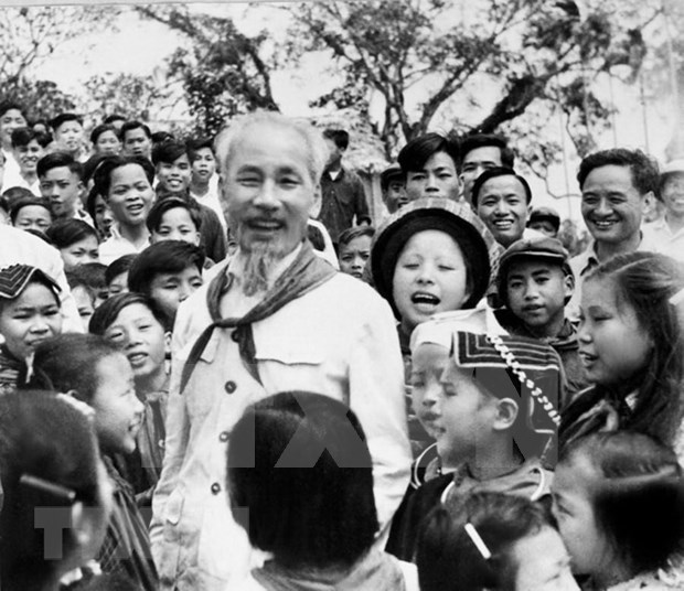 Documentary on President Ho Chi Minh aired on Venezuela's national TV hinh anh 1